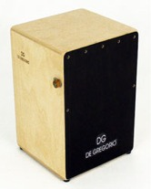 [DG Zambo Cajon with External Snare On-Off Lever]